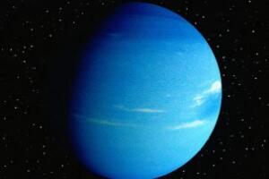 海王星的自转周期是多少天,15时57分59秒(公转周期164.8天)