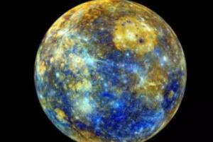 水星的自转周期是多少天,58.65日(公转周期为87.70天)