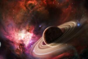 木星有光环吗,有光环但不明显(光环分内外/外环亮内环暗)