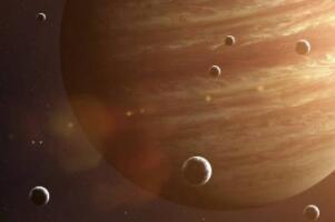木星有几个卫星,截止2019年有79颗(木卫三半径大于水星)