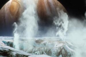 木星的卫星木卫二有水吗,表面水结冰(内部有海洋)