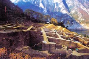 三星堆遗址在哪里,四川省的鸭子河南岸(20世纪最伟大发现)