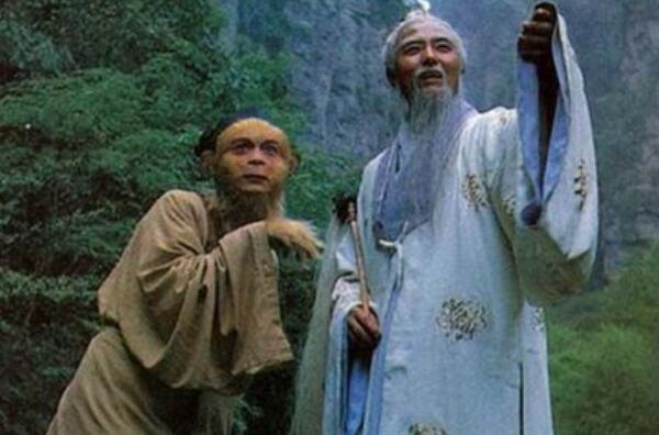 孙悟空的第一个师傅是谁,菩提老祖(疑似佛祖的化身)插图(1)