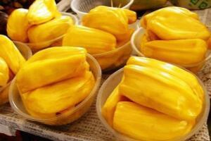 黄瓜和菠萝蜜一起吃吗,可以一起吃(菠萝蜜中营养成分会被破坏)