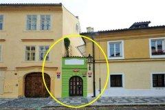 世界上最小的别墅 面积1.3平米(麻雀虽小五脏俱全)