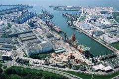 世界上最大的码头 鹿特丹码头,是当今世界上最大的港口