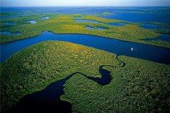 世界上最大的沼泽地 潘塔纳尔沼泽,已列入自然遗产名单