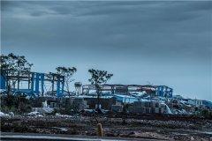 世界上最大台风 这些台风可以给人类带来巨大的伤害