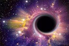 宇宙中最大的黑洞 属于双黑洞与地球间隔25亿光年距离