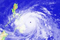 世界台风最大排名:海燕第一,6344人死亡(损失44亿刀)