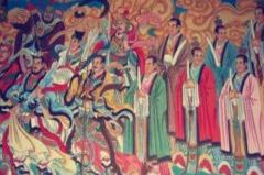 蓬莱岛上的神仙叫什么?白象灵牙仙,乌云仙(七仙之首)