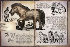 史前最大的马:庞马,重1.5吨现代马祖先(真实性待考究)