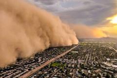 沙尘暴是什么恶化的结果?地表恶化,危害众多(生态需要)