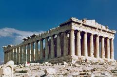 古希腊最强大的两个城邦:雅典决定局势,斯巴达勇猛无敌