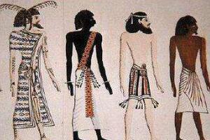 揭秘古埃及人的种族之谜 可能是棕色人种(古埃及文明消失)