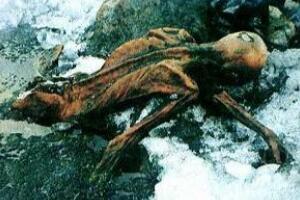 冰人奥兹诅咒之谜,五千年前惨遭谋杀被冰封