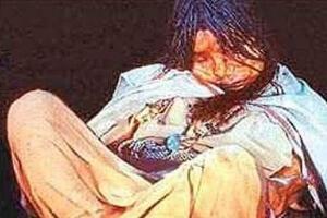 冰冻少女胡安妮塔,被冰封500年的12岁祭品少女