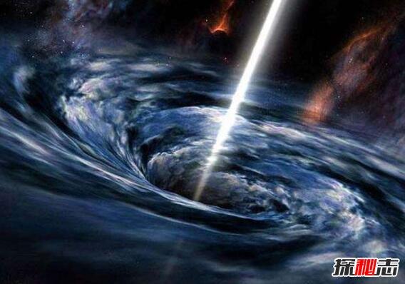 霍金悖论打破黑洞理论,掉入黑洞会时间静止获得永生