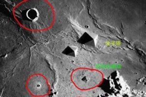 玉兔号在月球惊人发现:外星人基地,美国40年都不敢登月