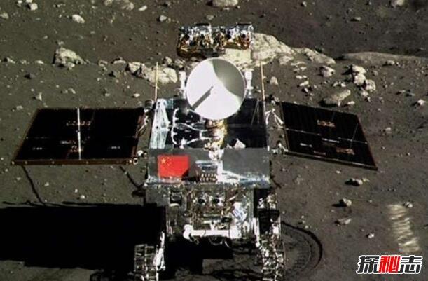 nasa拍到月球外星基地图片