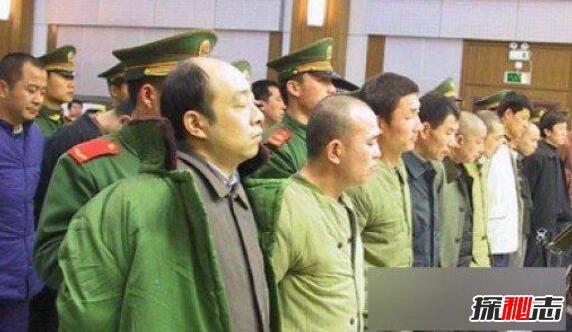 中国黑社会老大排行榜图片