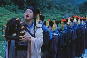 湘西赶尸真相曝光,湘西赶尸的科学解释(真实照片)