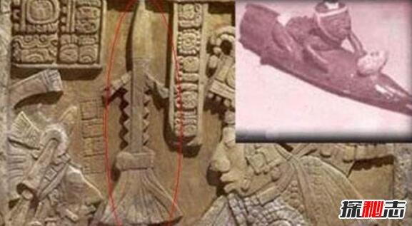 玛雅人是外星人还是地球人图片