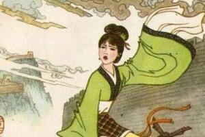 孟姜女哭长城的故事,反抗封建暴政的凄美爱情