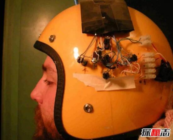 最诡异的加拿大上帝头盔实验,让人濒临死亡感受绝望