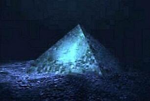 百慕大三角海底金字塔曝光,百慕大三角洲有外星人是真的