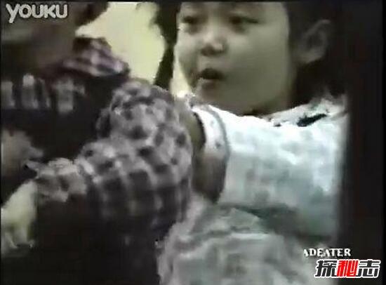 日本六个小孩灵异广告图片