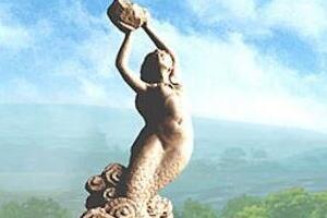 民间传统节日天穿节,纪念女娲补天拯救人类(农历正月二十)