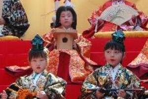 最暖心日本女儿节,为女儿祈祷无病无灾节日(驱邪仪式)