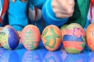 科学解释春分竖蛋,鸡蛋在任何一天都能竖起来(无聊理论)