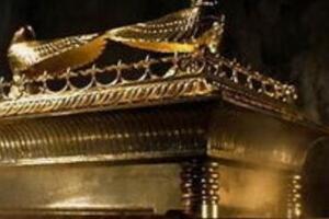 史上最大的谜团失落的约柜,埋葬着上帝亲手写的手书