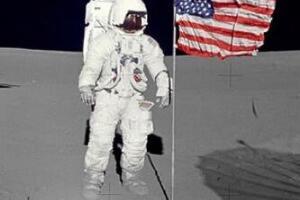 质疑美国宇航员登月事件,欺骗世人40年/美国未登月