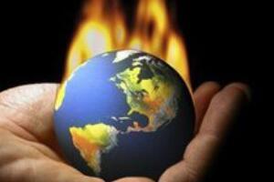 溫室效(xiao)應讓地(di)球(qiu)溫室將變得多(duo)熱(re),2200年高出7C°(全球(qiu)異常變暖)