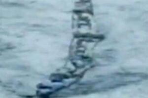 揭秘冰岛水怪之谜,游走于水面的巨蟒(被质疑造假)