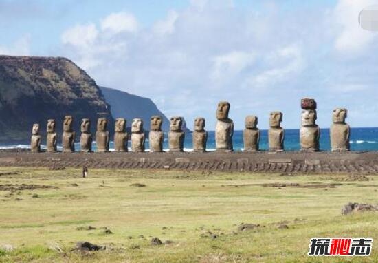 [复活节岛石像]揭秘复活节岛秘密,埋葬着神秘的石像(与世隔绝的岛屿)