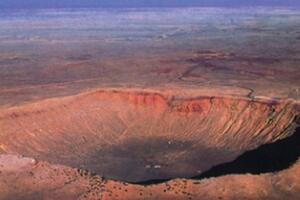 揭秘美国恶魔之坑的来历,疑为3万年前陨石坠落的巨坑
