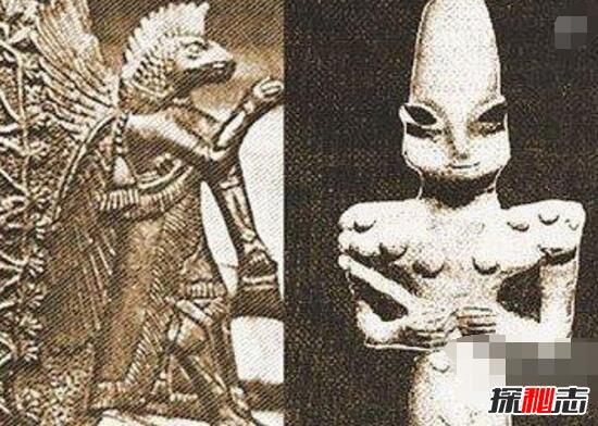 古代埃及法老王-揭秘古埃及法老是外星人后裔 外星人样貌为基因突变 疾病图片