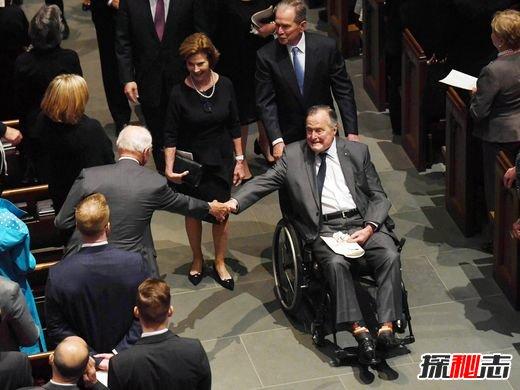 美国第41任总统老布什去世,终年94岁(血液感染)