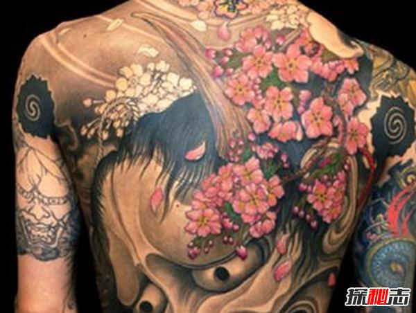 世界上纹身最多的国家:48%的人至少有一个纹身