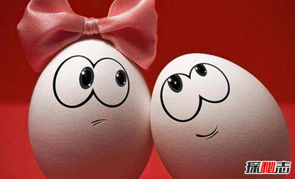 世界上吃鸡蛋最多的国家 第1生吃,第2当零食吃