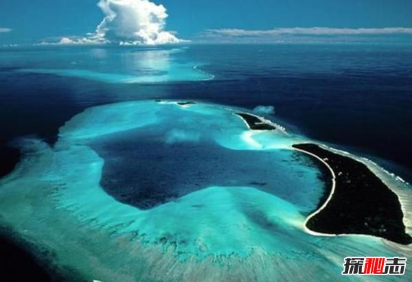 世界上无海岸线的大海:神秘万分透明度达66米