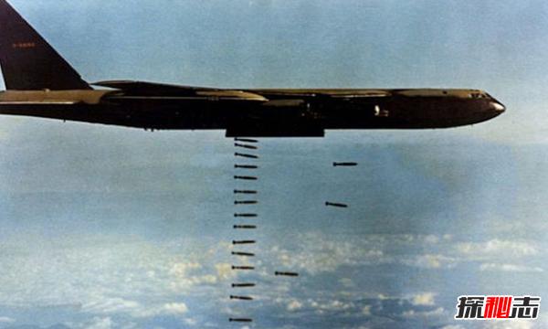 世界上受轰炸最严重的国家:仅1%领土清除了炸弹(约2.7亿枚)