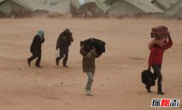 世界上收容难民最多的国家 98%叙利亚难民都在这个国家?