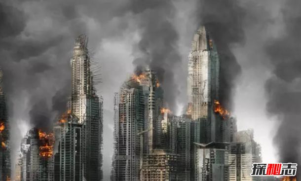 什么会引起世界末日?世界末日到来的十大因素