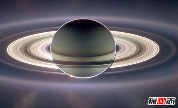 NASA称土星环正在消失 原因曝光(被土星吸收)