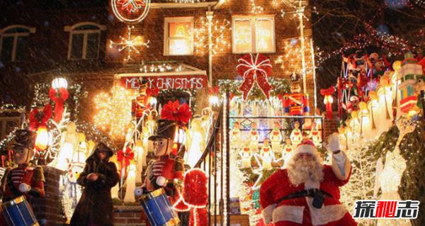 2018圣诞节是几月几日?西方圣诞节的10个事实